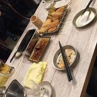 Photo taken at エビスヤ食堂 by Kanayo K. on 1/2/2016