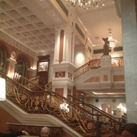 Photo taken at Lotte New York Palace by Paty C. on 11/17/2012