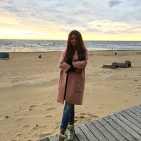 Photo taken at Nude Beach Narva-Jõesuu by Sabina on 6/12/2016