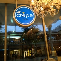 Photo taken at Crepe Box by NoONok N. on 7/31/2013