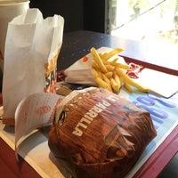 Photo taken at Burger King by Nicolas S. on 9/10/2017