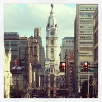 Photo taken at Philadelphia City Hall by Lesley H. on 6/8/2013