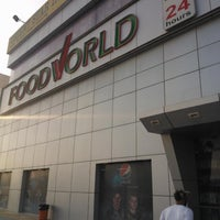 Photo taken at Food world by Nabil B. on 1/27/2014
