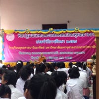 Photo taken at Wat Mahathat Pier by กชพรรณ ส. on 6/14/2015