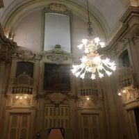 Photo taken at Oratorio San Filippo Neri by Marco V. on 2/20/2017