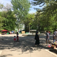 Снимок сделан в влксм парк пользователем Çağrı E. 5/6/2018