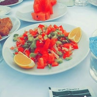 Photo taken at cadir resturant by Özge B. on 6/18/2016