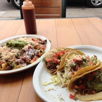 Photo taken at La Playa Taco Shop by Rob S. on 7/2/2013