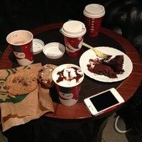 Photo taken at Starbucks by Maria S. on 11/24/2012
