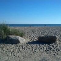 Photo taken at Craigville Beach by AskJean on 9/23/2012