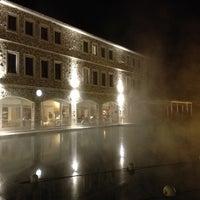 Foto scattata a Terme di Saturnia SPA & Golf Resort da Luca B. il 2/19/2013
