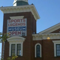 Photo taken at Sports Legends Museum at Camden Yards by Vicky C. on 9/23/2012