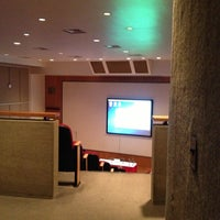 Photo taken at Uris Auditorium by Manny G. on 4/26/2013