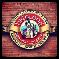 Photo taken at Highland Brewing Company by Manny G. on 3/23/2013