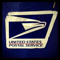 Photo taken at US Post Office - Audubon Station by Manny G. on 2/15/2013