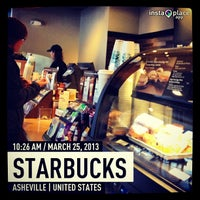 Photo taken at Starbucks by Manny G. on 3/25/2013