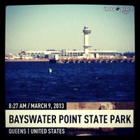 Photo taken at Bayswater Point State Park by Manny G. on 3/9/2013