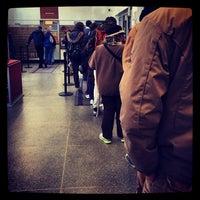 Photo taken at US Post Office - Audubon Station by Manny G. on 11/4/2013