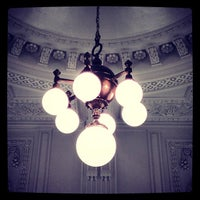Photo taken at King Street Station (SEA) by Manny G. on 5/24/2013