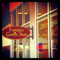 Photo taken at Frannie's Goodie Shop by Manny G. on 5/25/2015