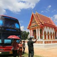 Photo taken at วัดหลวงราชบำรุง by Athichai C. on 6/8/2014
