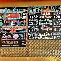 Photo taken at Double Mountain Brewery & Taproom by Stephanie C. on 7/14/2013
