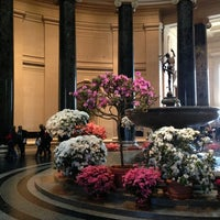 Photo taken at National Gallery of Art - West Building by Alexander M. on 2/24/2013