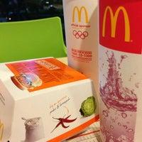 Photo taken at McDonald's & McCafé by Vino KЯB™ on 7/19/2013