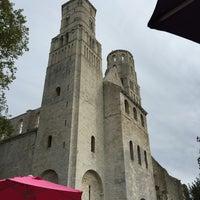 Photo prise au Abbaye de Jumièges par Anna M. le9/28/2014