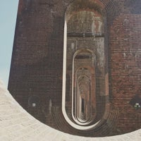 Photo taken at Ouse Valley Viaduct | Balcombe Viaduct by Anna M. on 9/8/2016