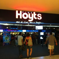 Photo taken at Hoyts by Andy V. on 2/8/2013