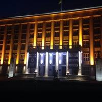 Photo taken at Обласна рада Профспілок by Olya V. on 8/17/2015
