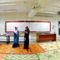 Photo taken at Studio Perancangan Bandar dan Wilayah UiTM Perak by Nadiha I. on 7/8/2015