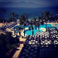 Foto scattata a Fantasia Hotel De Luxe da Gizem Y. il 4/27/2013