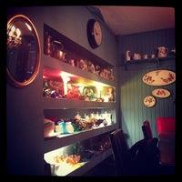 Foto tirada no(a) Susam Cafe por Gizem Y. em 10/15/2012