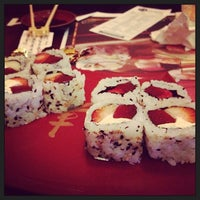Photo taken at Kumo Sushi by Ana V. on 7/20/2013