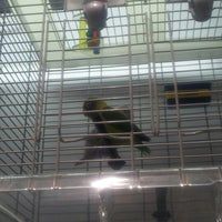 Photo taken at Razas Pet Shop by Lysa E. on 9/24/2012