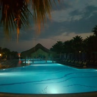 Photo taken at Siam Elegance Pool by Umut K. on 9/13/2016