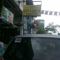 Foto tomada en Chades Tapsilog por jin P. el 5/6/2013