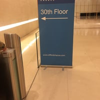 Photo taken at Clifford Chance by Jo W. on 11/24/2016