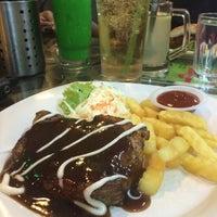 Photo taken at Angah D&C Western & Steak by Shukri Ishah on 10/16/2015