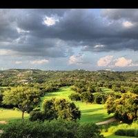 Photo taken at Barton Creek Resort & Spa by 'Joe H. on 1/11/2013