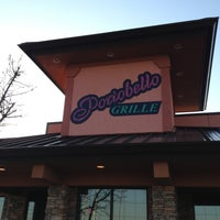 Photo taken at Portobello Grill by Alanna B. on 4/28/2013