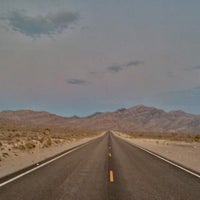 Photo taken at Extraterrestrial Highway by Ed F. on 6/13/2015