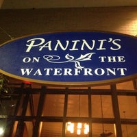 Photo taken at Panini's Cafe by Hank G. on 11/11/2012