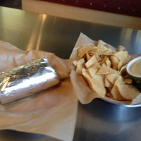 Photo taken at QDOBA Mexican Eats by Tommy T. on 12/12/2012