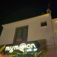 8/22/2016 tarihinde cemal Z.ziyaretçi tarafından Mymoon Cafe & Bar'de çekilen fotoğraf