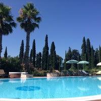 Photo taken at Hotel Villa Madrina by Tim M. on 8/4/2014