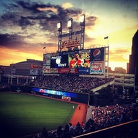 Photo taken at Progressive Field by Ryan B. on 7/13/2013