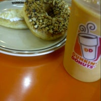 Photo taken at Dunkin' Donuts by ikka V. on 3/2/2013